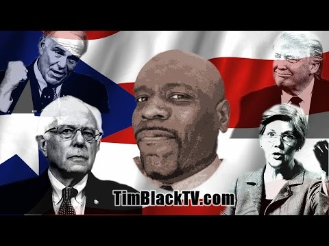 Bernie Sanders and How To Defeat Trump   Tim Black At Night Full Show
