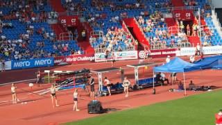 ZLATÁ TRETRA 2017 - muži 4 x 100 m