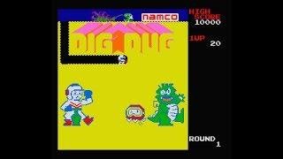 MSX BASICでディグダグを作ってみた 2
