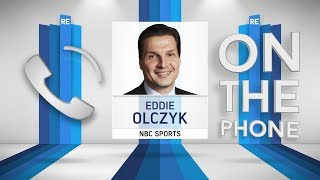 NBC Sports' Eddie Olczyk Talks Stanley Cup, Belmont & More w/Rich Eisen | Full Interview | 5/30/18