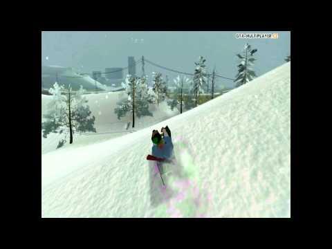 Keď napadne prvý sneh :D