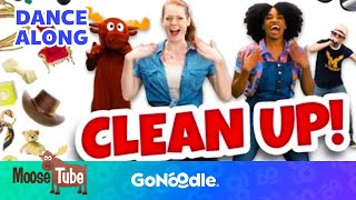 Clean Up - Moose Tube | GoNoodle
