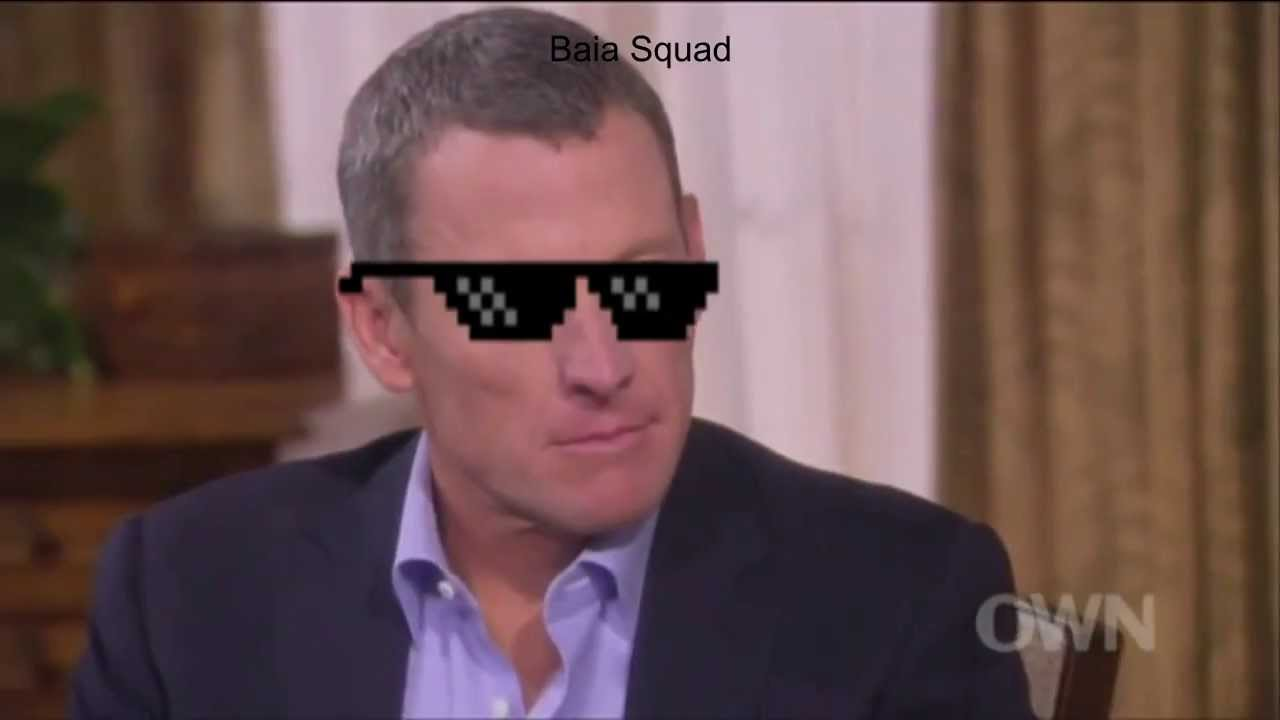Lance Armstrong (Turn Down for wath)