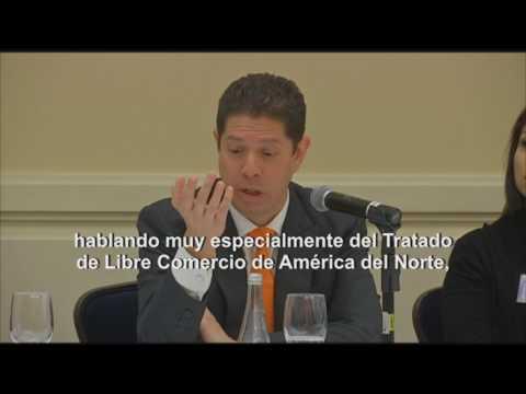 Binational Delegation to Mexico City - Televisa -CLAUSURA REUNION REGIONAL CAMARA DE COMERCIO