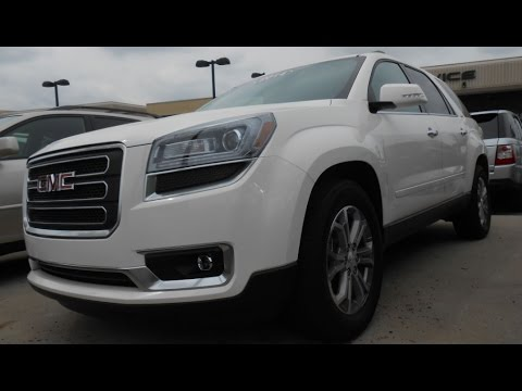 2014 2015 gmc acadia slt 1 full review youtube. Black Bedroom Furniture Sets. Home Design Ideas