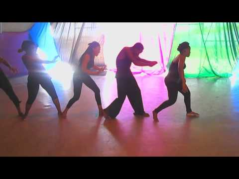 PORTMORE DANCE THEATRE - CRAZY FUN (Rupee - You Make Me Wanna Jump)