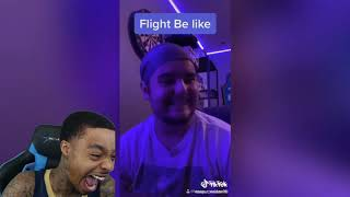 Funniest FlightReacts Tik Toks #9 Reaction!