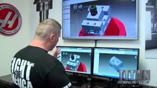 CNC Machining a Titanium Dive Regulator for Oceanic