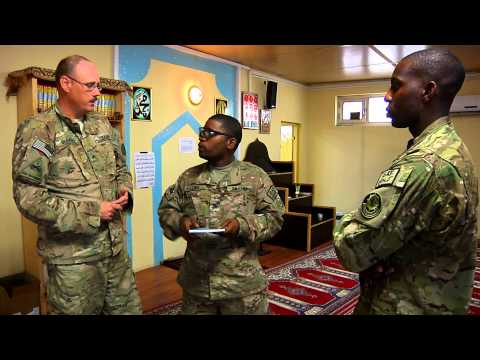 Muslim American Soldiers