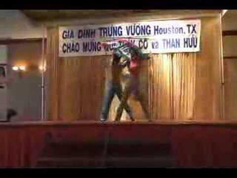 Vietnamese TV dance