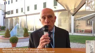 """Antonio MICHELUCCI: """"ECG per lo screening dell'atleta - Prevenzione della morte improvvisa"""""""