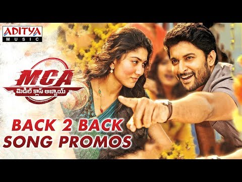 MCA Song Promos B2B | MCA Movie Songs |...