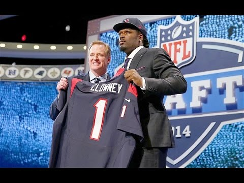 Houston Texans: Possible Draft Prospects to land