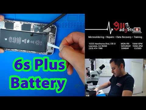 iphone-6s-plus---battery-replacement/-not-turning-on