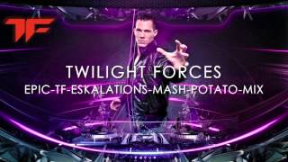 ♫ ♪ ♫ Twilight Forces - The Epic TF Eskalations Mash Potato Mix ♫ ♪ ♫  FREE DOWNLOAD
