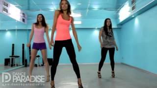 Видео уроки танцев – Go Go. Часть 8. [Школа Go-Go танцев Dance Paradise]