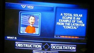Me Playing Jeopardy! for the PS3 Part 2