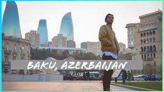 Where is Baku, Asia or Europe?| Baku, Azerbaijan Vlog | Anna de guzman