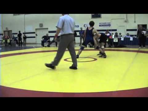 2008 University of Toronto Open: 72 kg Curtis Reason vs. Michael Noonan