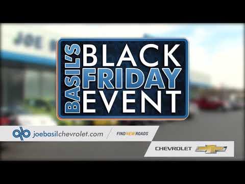 Joe Basil Chevrolet's Black Friday! - Nov 2017 (15)
