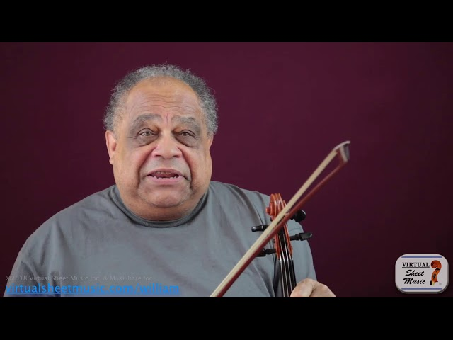 Becoming Aware as Violinists - Violin Lesson