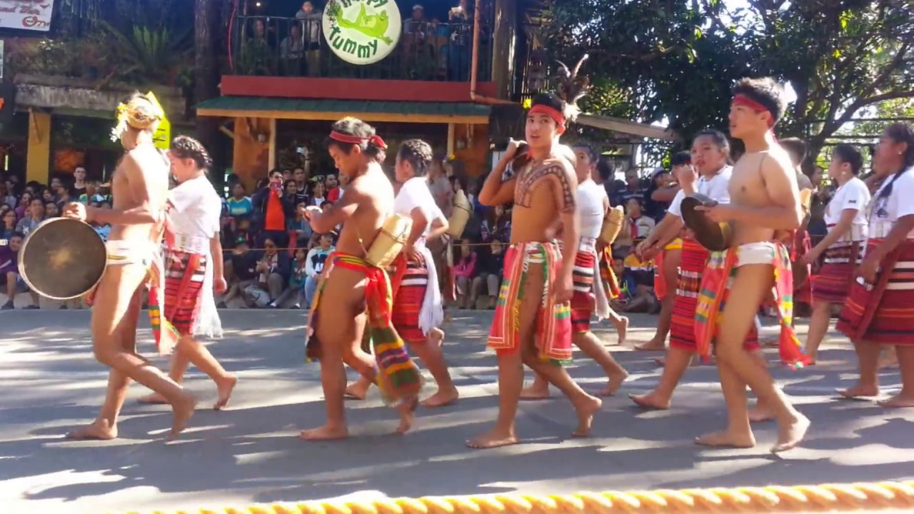 Panagbenga 2017 HD | Street Dancing Parade Part 14 #1