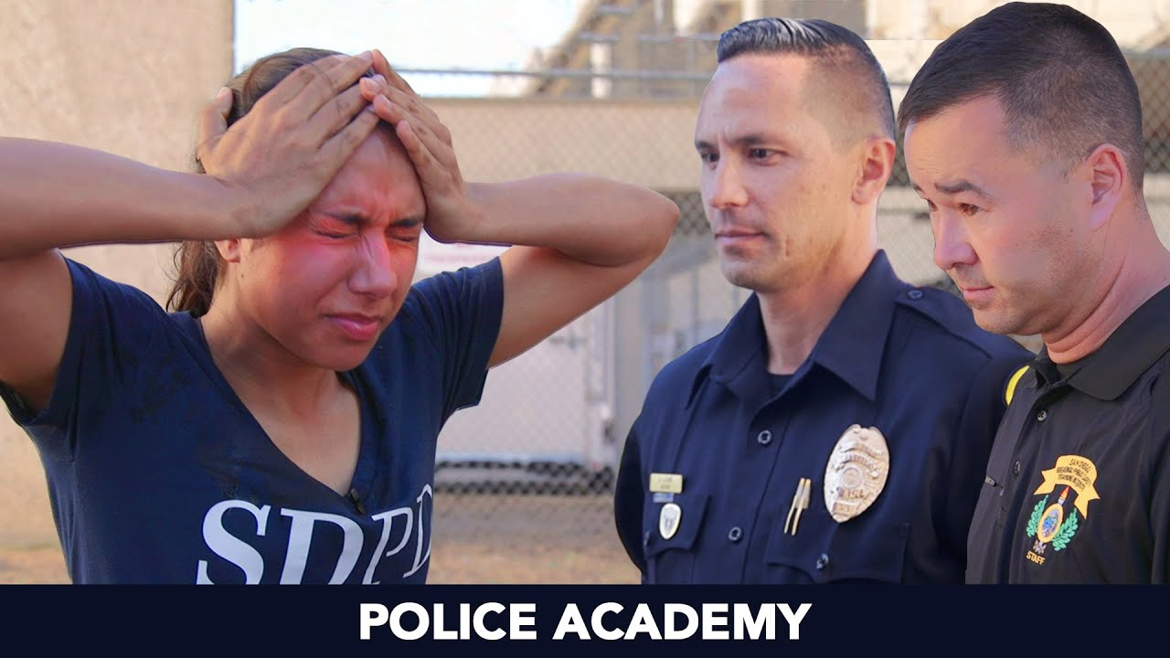 Download I Tried Police Academy