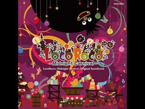 Loco Roco midnight carnival Mojya's song ~BuiBui Version~