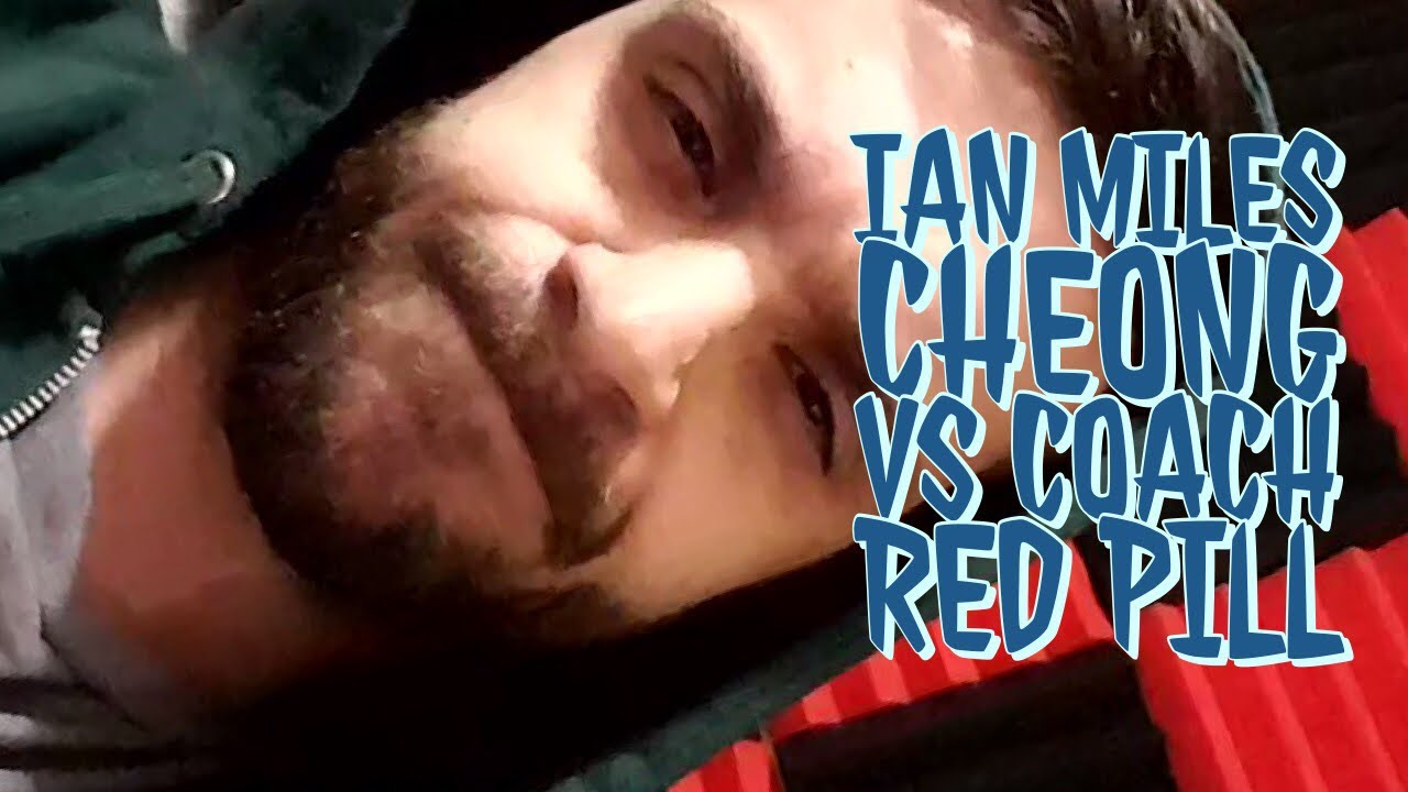 Ian Miles Cheong VS Coach Red Pill... Ian is a Sargon Fan?!? #WarskiLive Clip