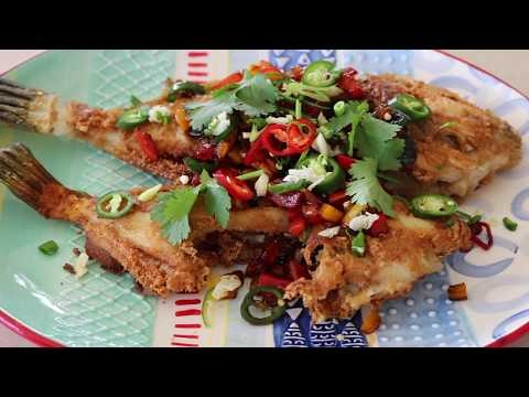 Leather Jacket Fish Recipe | Catch And Cook