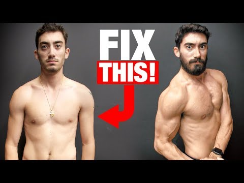 Big Chest Workout Mistakes (SKINNY GUYS!)