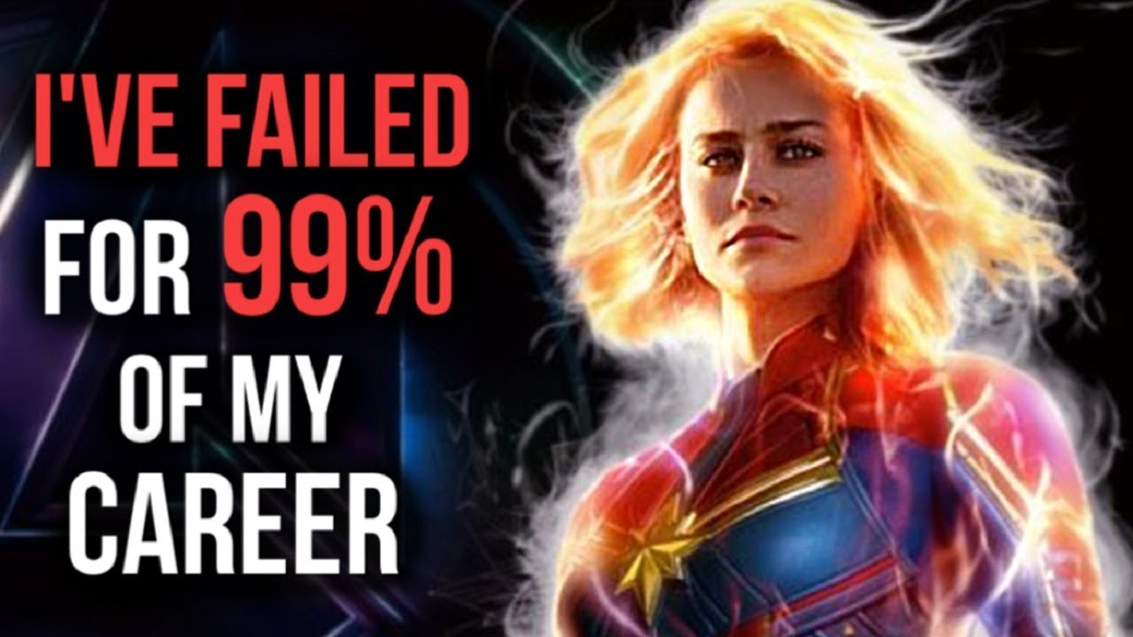 How an Insecure Girl Became the Hollywood Sensation | Life Story of Brie Larson -  Captain Marvel