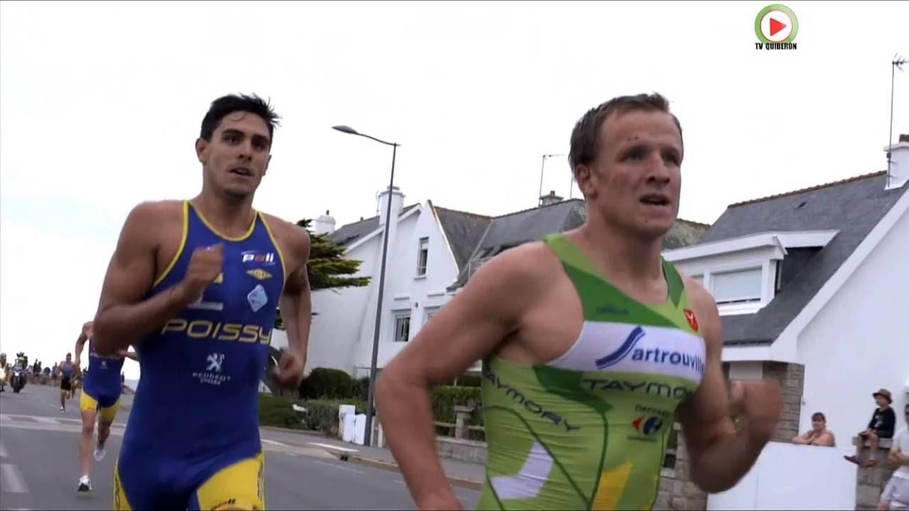 triathlon quiberon d1