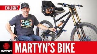 Martyn Ashton - Back On Track - The Pro Bike