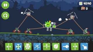 Bad Piggies: The Lord of The Spider for #WeekendChallenge