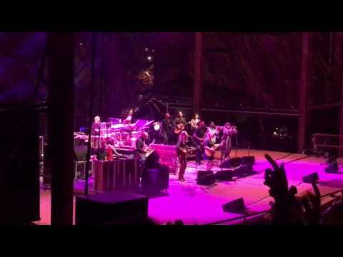 Sweet Virginia Tedeschi Trucks Band And Wood Brothers Red Rocks 7-30-17