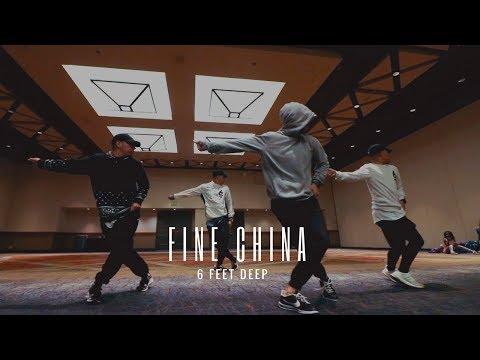 Chris Browns Fine China  Choreo  6 Feet Deep  HIP HOP EXPERIENCE