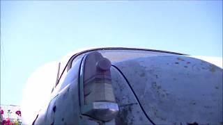 Заброшенные авто, волга газ 21 м С АКПП ,1964 г.в  реставрация или на металл