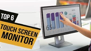 6 Best Touch Screen Monitor 2019 Reviews
