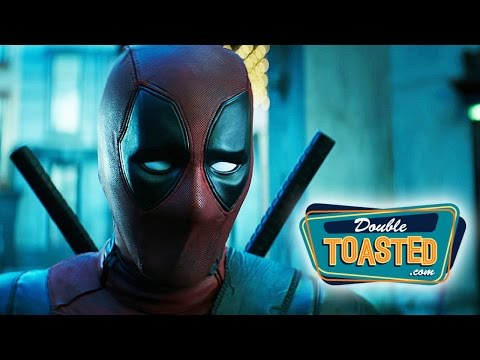 DEADPOOL 2 (2018) TEASER TRAILER REACTION - Double Toasted Review