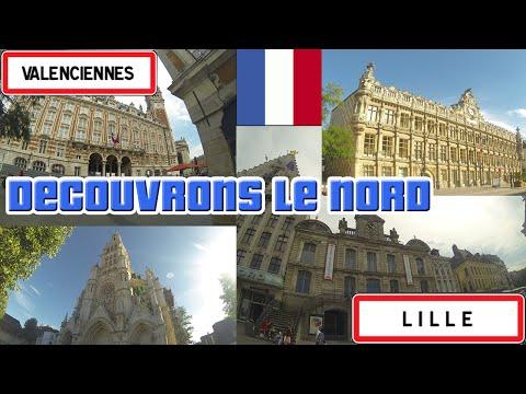 Découvrons le Nord - Valenciennes et Lille