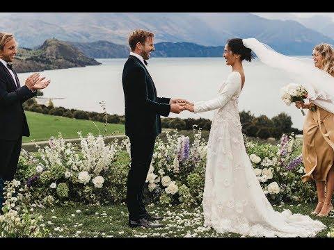 Nicole Warne's Wanaka Wedding  VOGUE