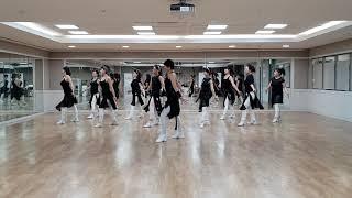 Dame Mas Line Dance (Improver Level)