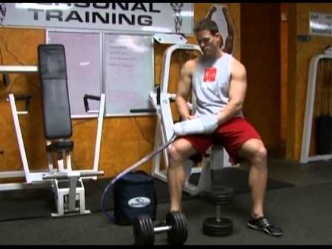 CoreControl Testimonial Sean Young -Weightlifter