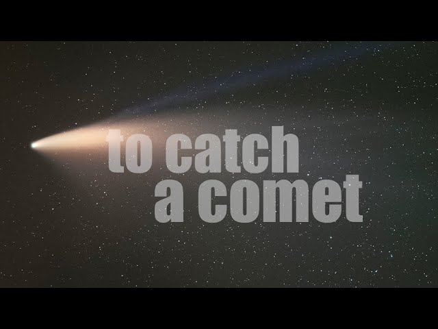quick vid about comet neowise...