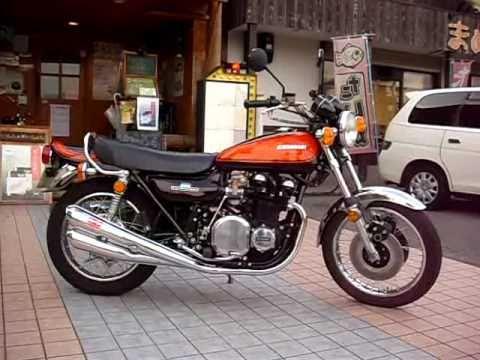 Z1 900 Super Four Kz900 900sf Kawasaki Kawasaki Z1 900
