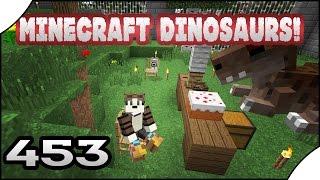 Minecraft Dinosaurs! || 453 || Happy Birthday Benny