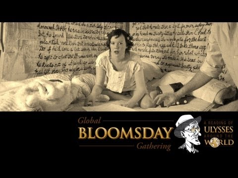 Global Bloomsday Gathering -- New York  Radio Bloomsday, NYC