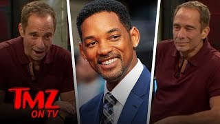 Will Smith Starting His Own TMZ? | TMZ TV thumbnail