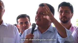 Governo de Goiás e Prefeitura de Aparecida de Aparecida inauguram Alameda da Paz